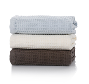 Factory Supply high quality super soft quick dry 100% cotton fabric customized plain dyed size face towels hand towel