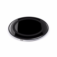 Super thin qi wireless charger mat for iPhone 7 wireless phone charger