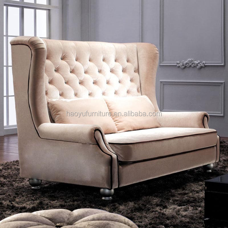High Back Chesterfield Sofa High Back Tufted Sofa Wayfair Thesofa