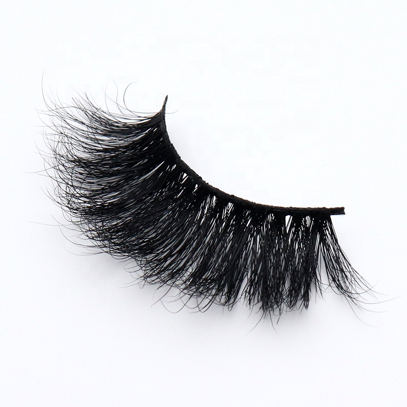 937d8b23e22 7) VMAE Siberian Soft Private Label Thick Crisscross 36 Styles Selectable  Full Strip 25MM 5D Long Fluffy Mink Eyelashes