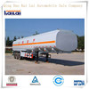 Oil Tanker Semitrailer 40000LWith 3 Axle 5 compartment/tri axle tankers/bulk cement tank truck trailer