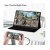 IPS 1080P Portable Touchscreen Monitor 15.6 inch with Type-C USB for PC Laptop Gaming
