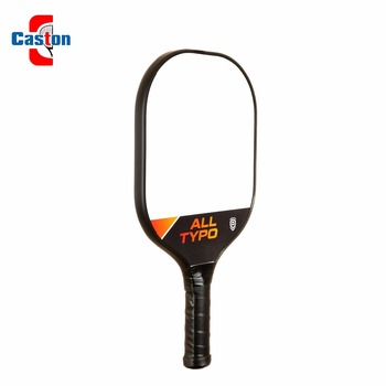 with tennis ball pickleball paddle toys for kids Wooden Beach Tennis Racket