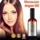 Moroccan argan essence oil organic quality for frizzy dry hair best moisturizing