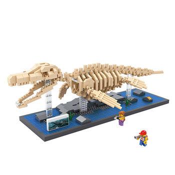 Fossiles Loz Construction Bloc Brique dinosaure Dinosaures De Jouet Buy En Mini 9024 Plastique Mosasaurus Jouets QshrCtdx