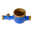 DN15 20 25 Quality products small flow brass water meter body multijet water meter housing
