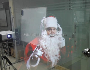 2015 New Year Holographic Advertising/Holographic Foil/ 3d Hologram for Shop Window Display