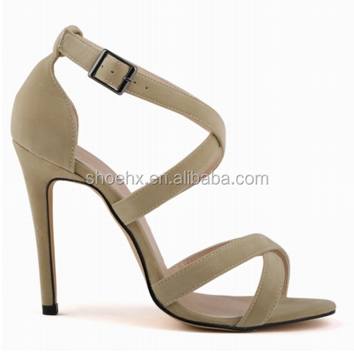 New Fashion Women <strong>Shoes</strong> Pumps, Faux Velvet Open Toe Ankle Straps High Heels, <strong>Shoes</strong> Summer Lady Bridal <strong>shoes</strong>