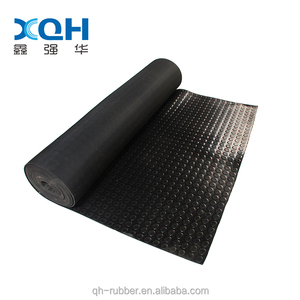 Anti-Slip Safty Fitness Rubber Floor Mat Rolls Function Flooring rubber floor mat roll