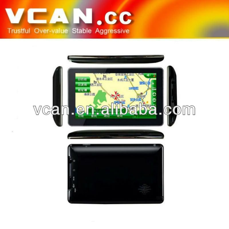 "7"" car GPS navigation Android4.0 Google map VCAN0183"