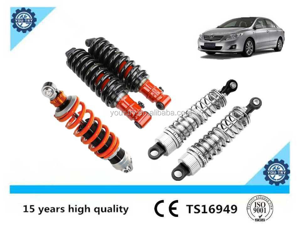 shock absorber in suspension system