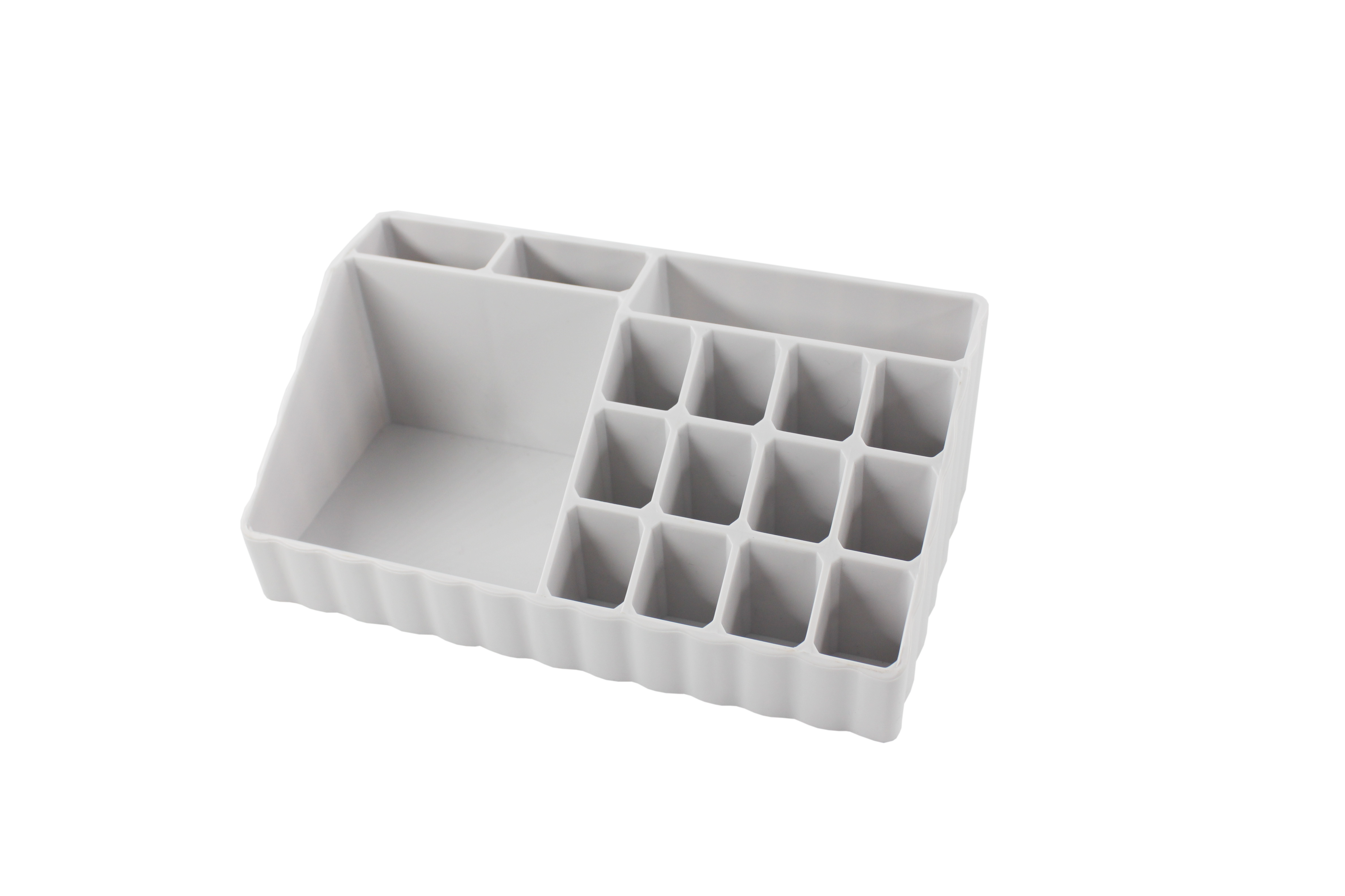 2019 Chinese Supplier High Quality Plastic AS Makeup Storage Box