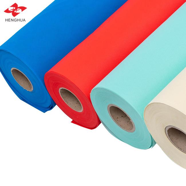 Yüksek kaliteli nonwoven kumaş, TNT, ücretsiz örnek PP dokuma olmayan kumaş, biyobozunur çevre dostu PP Spunbond sigara dokuma kumaş