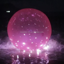 Led Pulse New Patented Products Colorful Inflatable Firefly Party PVC Led Beach Ball