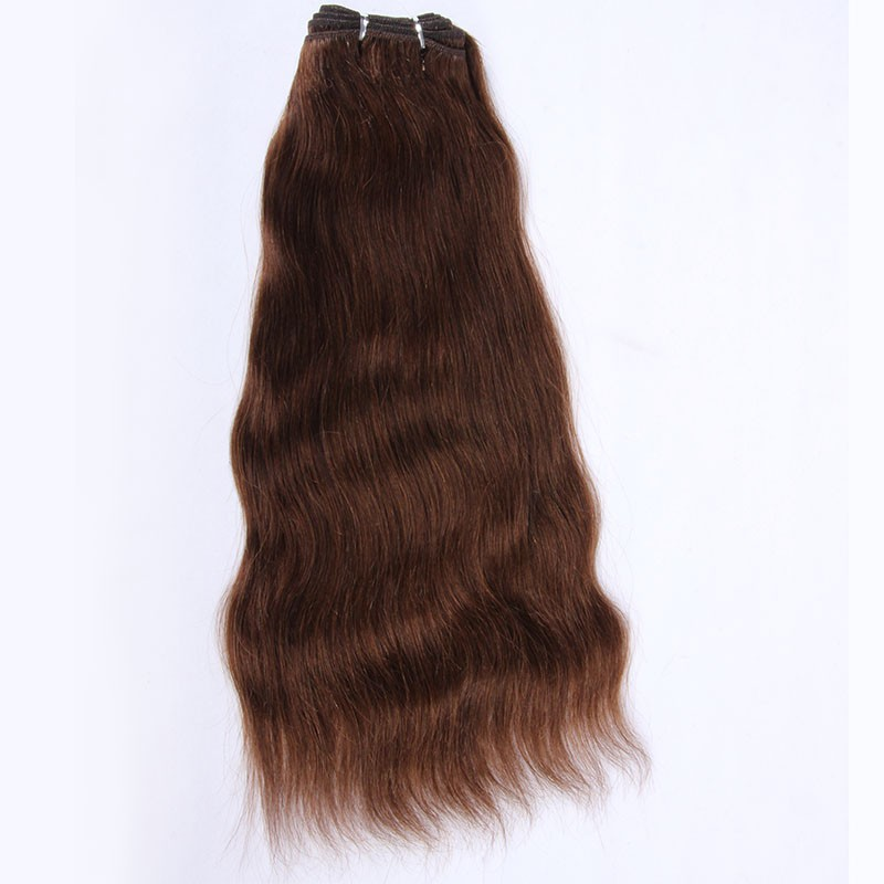 "Queen hair products wholesale hair 16"" 4# natural straight"
