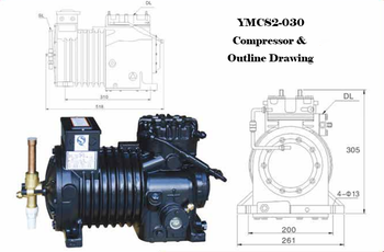 Hangzhou Yemoo Copeland Semi Hermetic Compressor 3hp - Buy Semi Hermetic  Compressor 3hp,Copeland Compressor 3hp,Hangzhou Product on Alibaba com