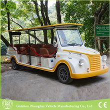 Wholesale 14 seats electrical classic sightseeing bus
