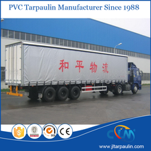 big discount waterproof tarpaulin curtain side container