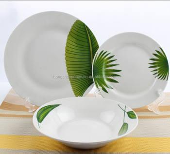 18pcs porcelain picnic plates crockery set  yiwu plate porcelain sets & 18pcs Porcelain Picnic Plates Crockery SetYiwu Plate Porcelain Sets ...