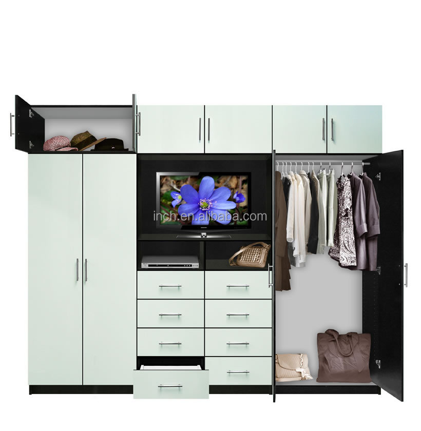 Wardrobe With Tv Cabinet, Wardrobe With Tv Cabinet Suppliers and ...