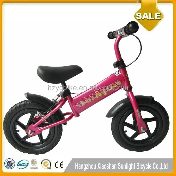 CE 12inch Wonderful Steel Frame Kids First Bike Japan