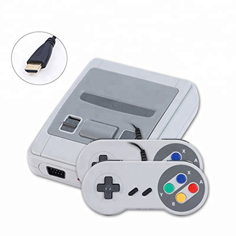 Factory Directly Sale SFC-02 MINI Video Game Console With 620 Built-in Games 8 Bit Video Game Machine For Sale фото