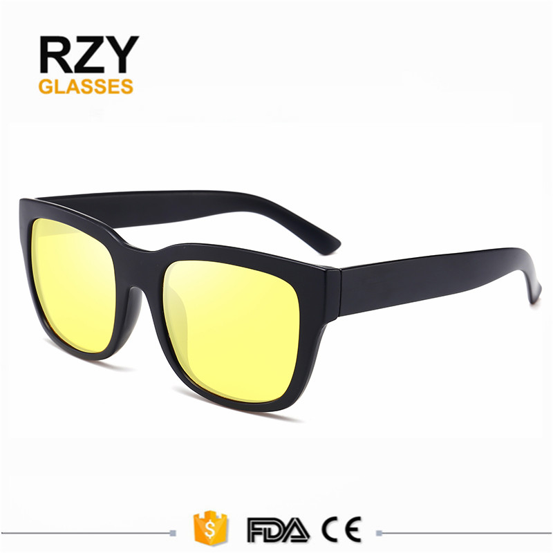 CE FDA Top Selling High Quality Matte Black Purple Mirror Lens Custom Logo Sunglasses