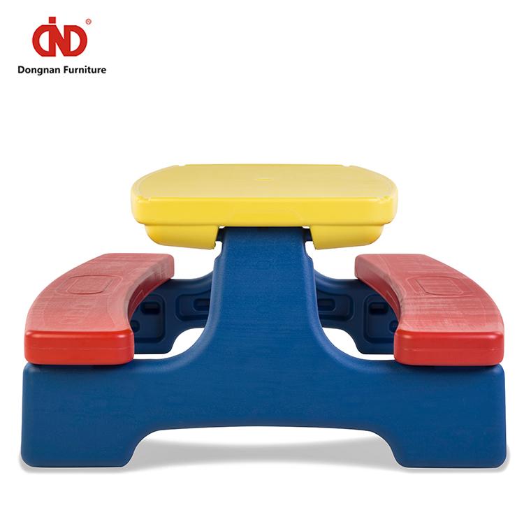 Professional Unique Design kid pc plastic folding table