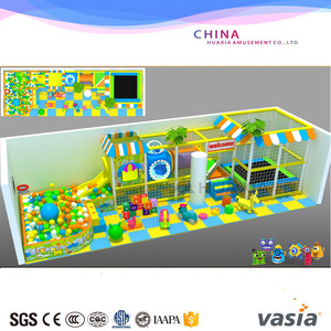 Indoor Kids Playground Equipment Play Center for Kids soft play