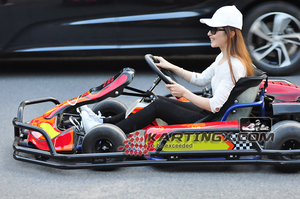 Go Karting with 200cc honda engine go karts for adults go karts for adults
