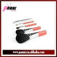 Good quality wholesale makeup brushes kits synthetic hair artist paint brush set