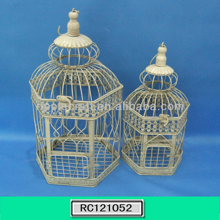 Antique Middle Size Confortable Parrot House