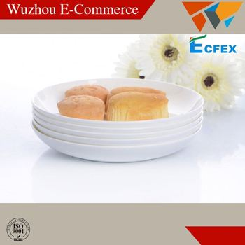 White Cheap Bulk Clear Glass White Ceramic Dinner Plates Wholesale  sc 1 st  Alibaba & White Cheap Bulk Clear Glass White Ceramic Dinner Plates Wholesale ...