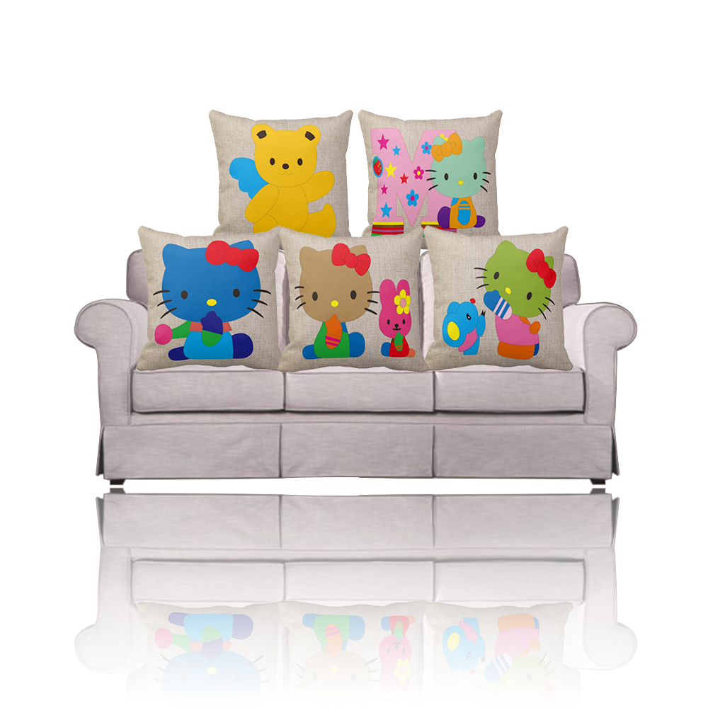 Buy Ikea Hello Kitty Outdoor Pillow Cushions Throw Pillows Cover Cat