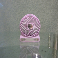 High quality mini 4 inch clip desk fan for computer and small desk fan use with best selling in china