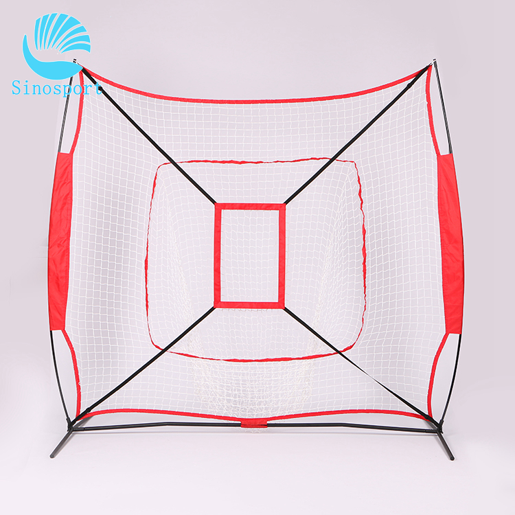 Baseball Net Training Screen, Softball Hitting Throwing Practice Net
