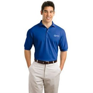 Promotional T-Shirts - Stedman By Hanes Pique Knit Shirt (Colored)