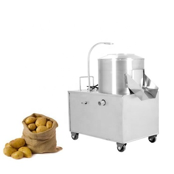 Small capacity fruit and vegetable cleaning machine/vegetable and fruit washing machine/fruit and