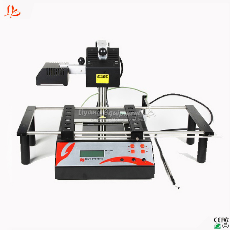 Original Jovy System RE-7550 IR rework station for mobilephone repairing