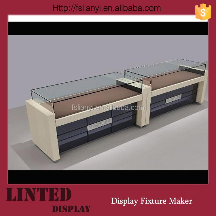 Customized Showcase Designs Jewelry Shop Furniture Retail Store