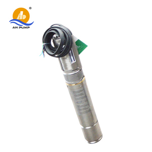 Irrigation centrifugal deep well submersible type water pump