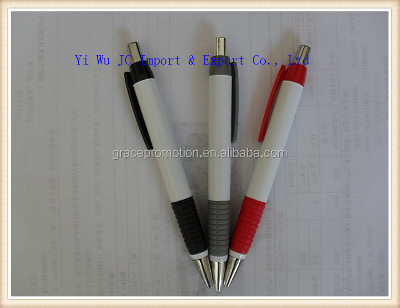 2014 Promotional Colorful Customised Advertising Ball Point Pen