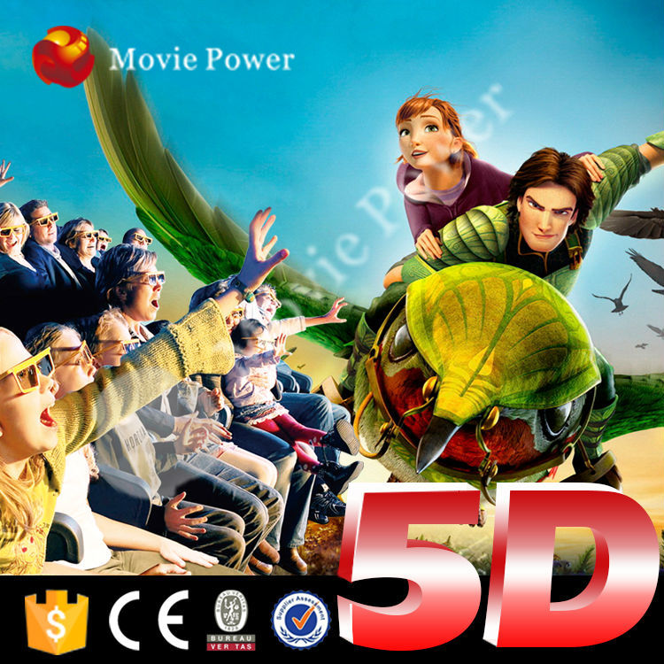 Popular to kids 3d 4d 5d 6d cinema theater movie system suppliers