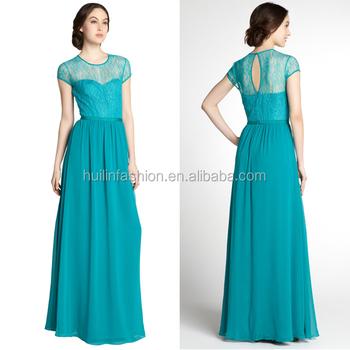 05cbb98f6 2014 caliente baratos vestidos de noche largos encaje moda vestidos de Elie  Saab para la venta