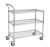 HJ-1834001 Wholesales esd bin wire storage cart for warehouse