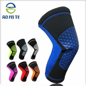 Single Wrap Knee Compression Sleeve for basketball knee protect