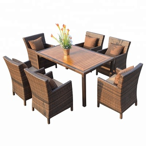 Outdoor furniture garden rattan chair