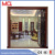 Powder coated aluminium folding doors