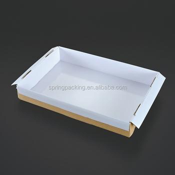 Rechteckigen 400 300 50mm Pappe Kuchen Keks Backblech Fur Kuchen