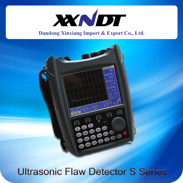 Portable UT flaw detector S100 series
